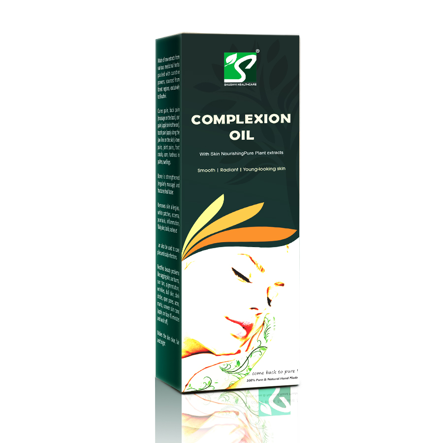 Complexion Serum Oil