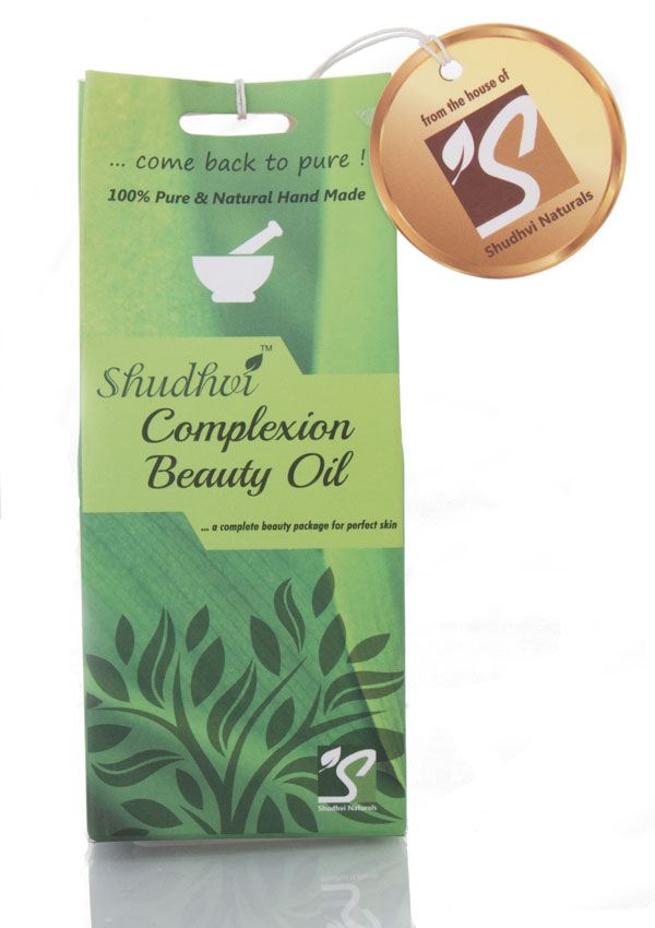Shudhvi Complexion Beauty Oil